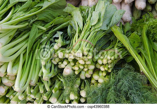 freshness vegetables - csp43960388