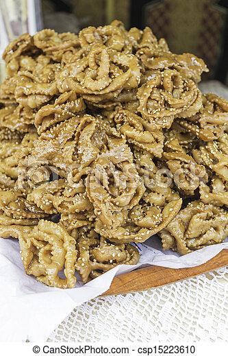 Fried sweet - csp15223610