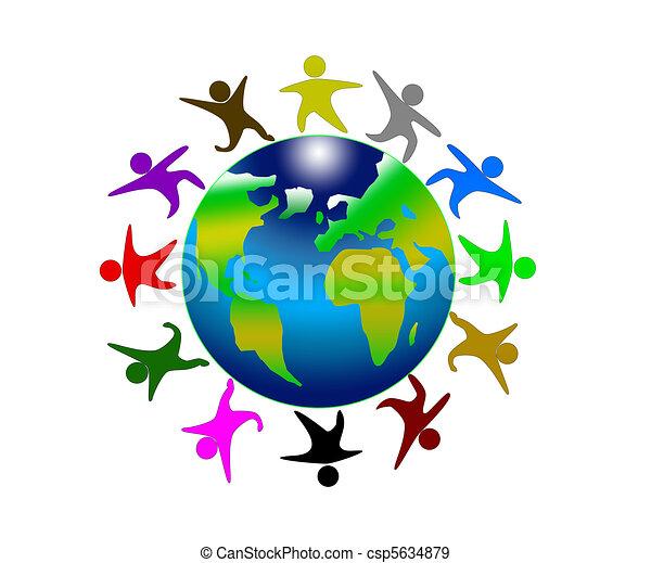 Frieden Kinder