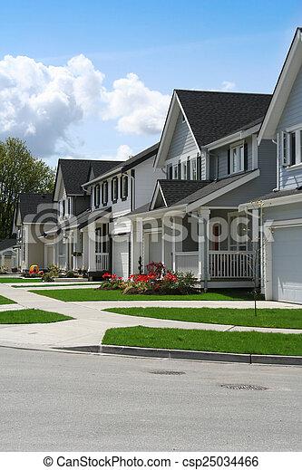 Friendly neighborhood - csp25034466