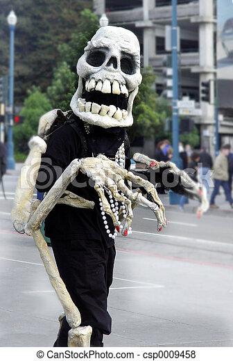 Friendly skeleton - csp0009458