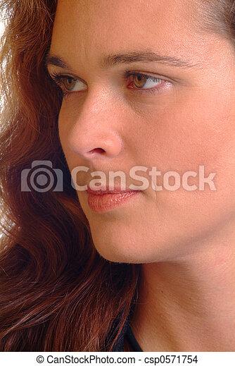 friendly woman - csp0571754