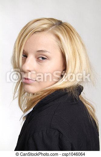 friendly woman - csp1046064