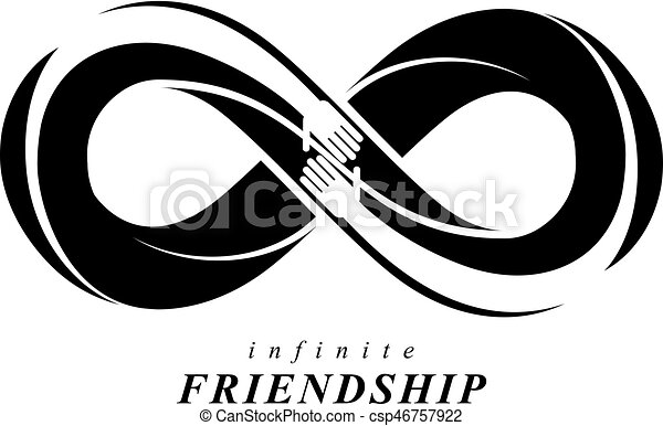 Friends Forever Symbols Clipart Library