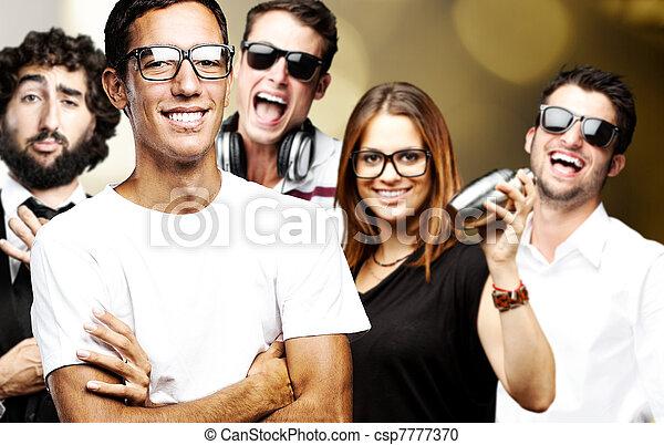 friends group - csp7777370