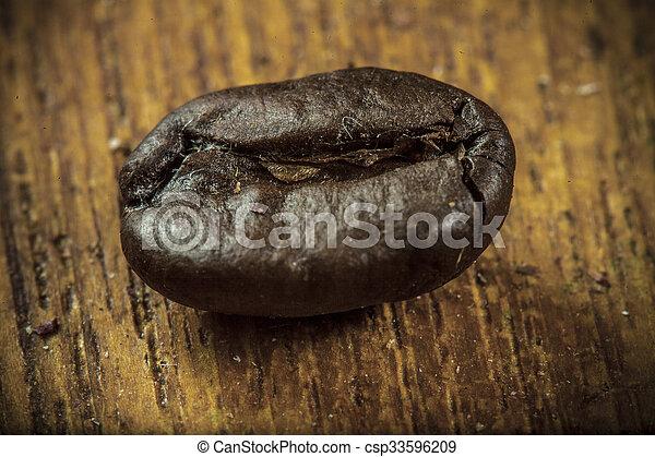 Alubias de café - csp33596209