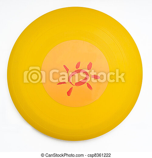 frisbee - csp8361222