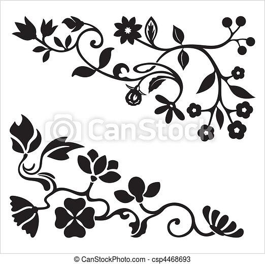 frise, conception, classique - csp4468693