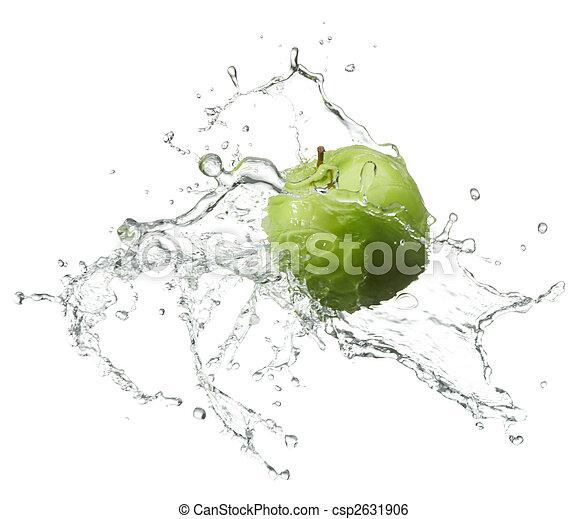 frisk, äpple - csp2631906