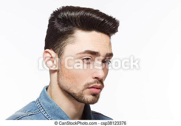 Mann Frisur