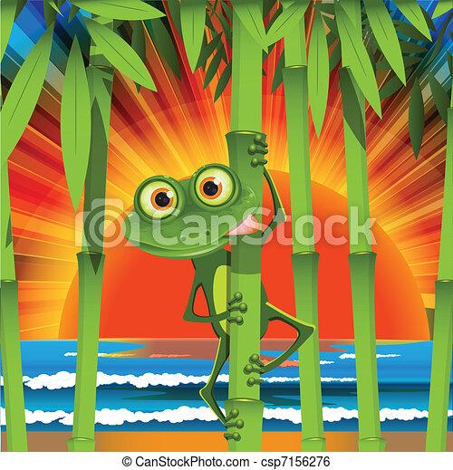 Frog - csp7156276