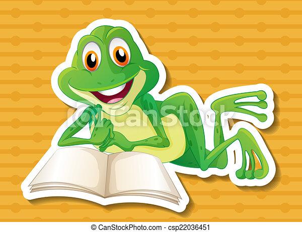 Frog  - csp22036451