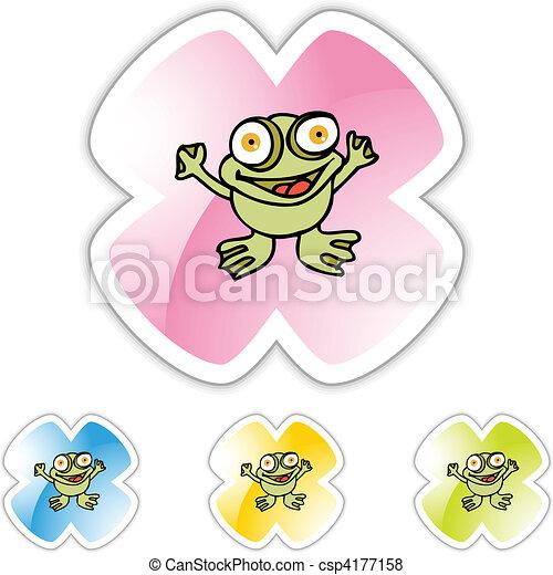 Frog - csp4177158