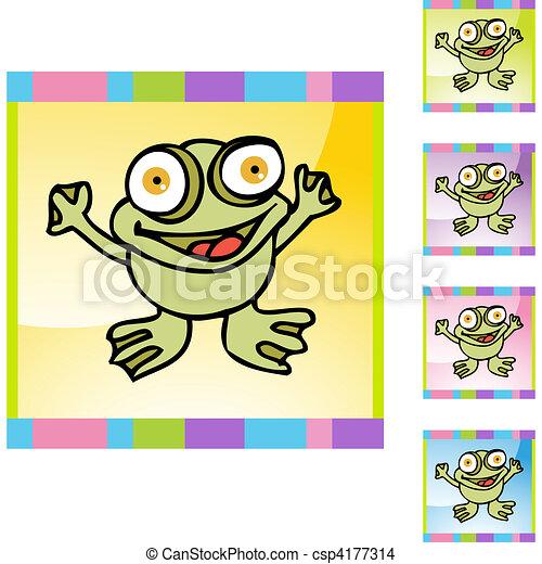 Frog - csp4177314