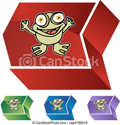 Frog - csp4199418