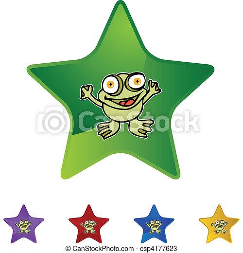 Frog - csp4177623