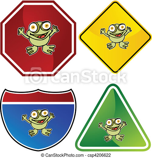 Frog - csp4206622