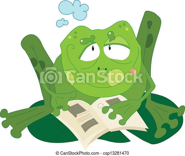 Frog - csp13281470