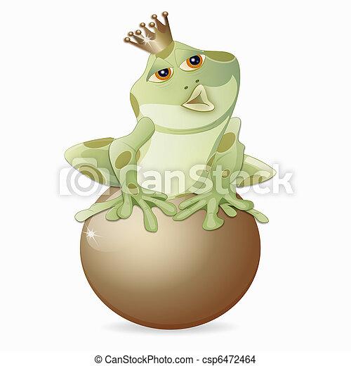 frog king - csp6472464