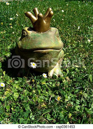 frog king - csp0361453