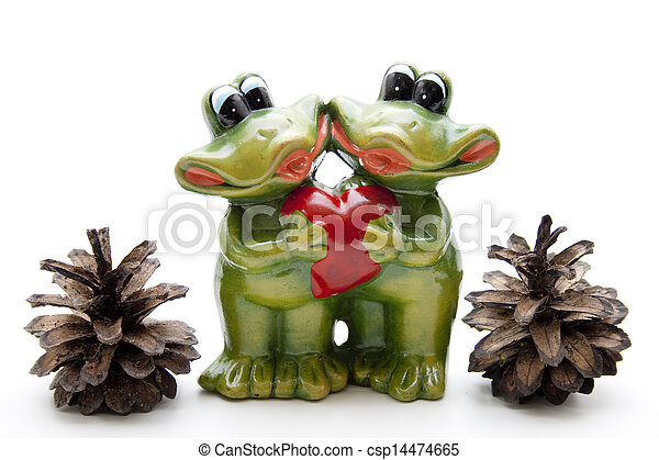 Frog pair - csp14474665