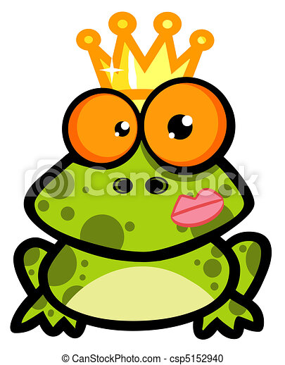 Kiss a frog lipstick
