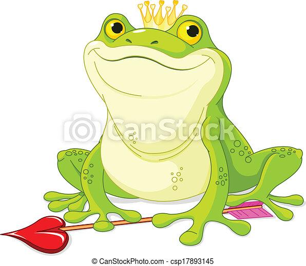 Frog Prince  - csp17893145