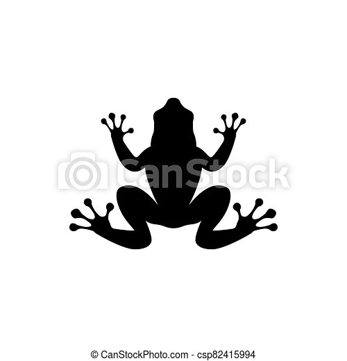 Silhouette Free Frog Svg Clipart (#5674287) - PinClipart