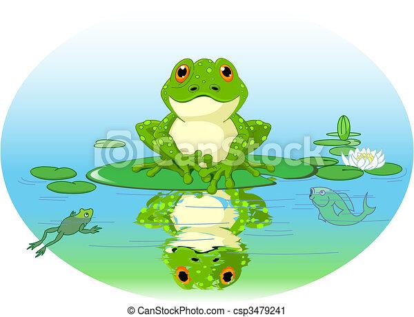 Frog  - csp3479241