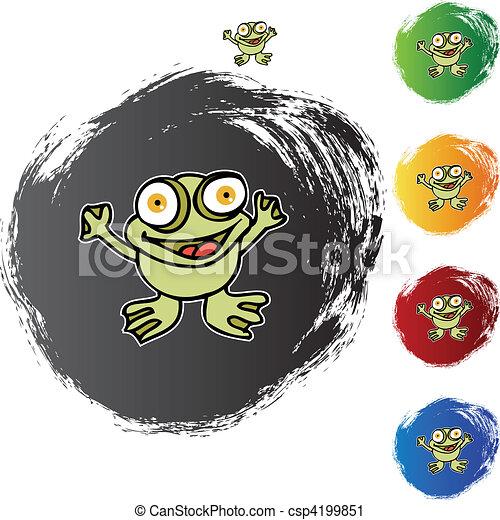 Frog - csp4199851