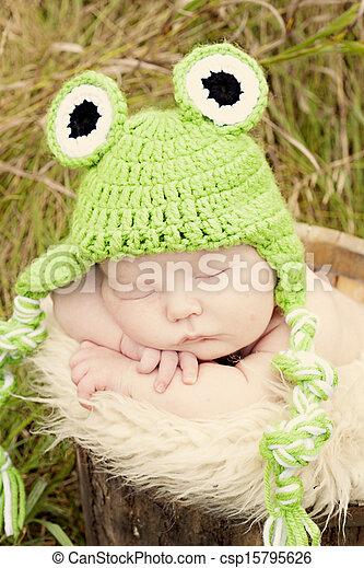 froggy baby - csp15795626