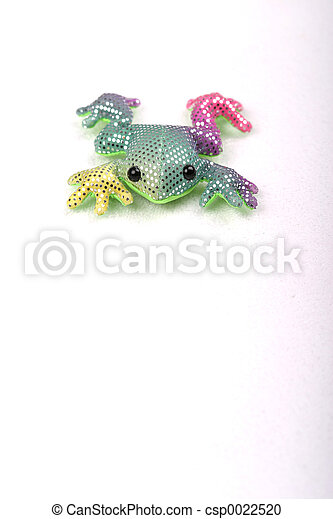 Froggy Isolated - csp0022520