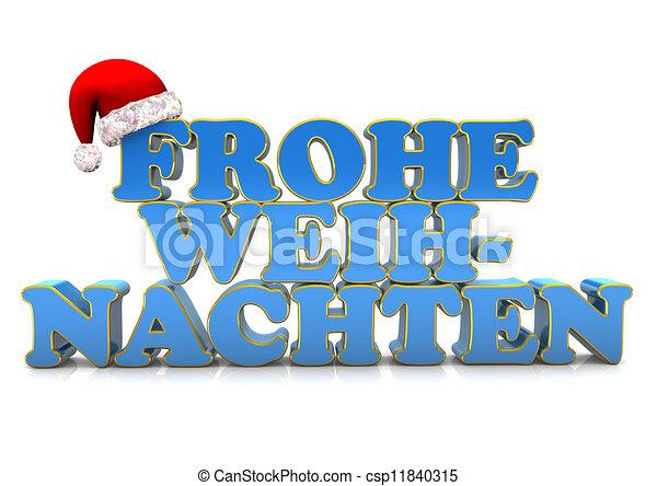 Text Frohe Weihnachten.Frohe Weihnachten