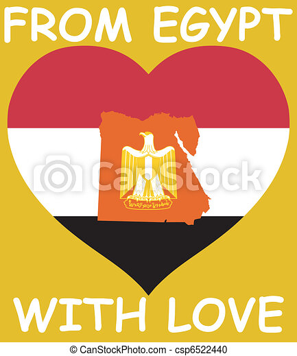 From Egypt with love - csp6522440