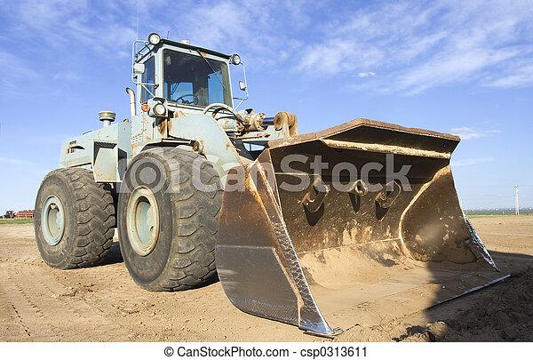Front end loader - csp0313611
