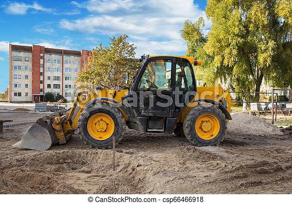 Front end loader - csp66466918