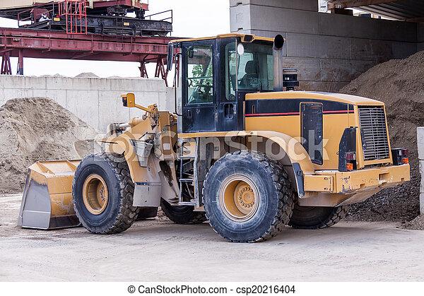 Front end loader - csp20216404