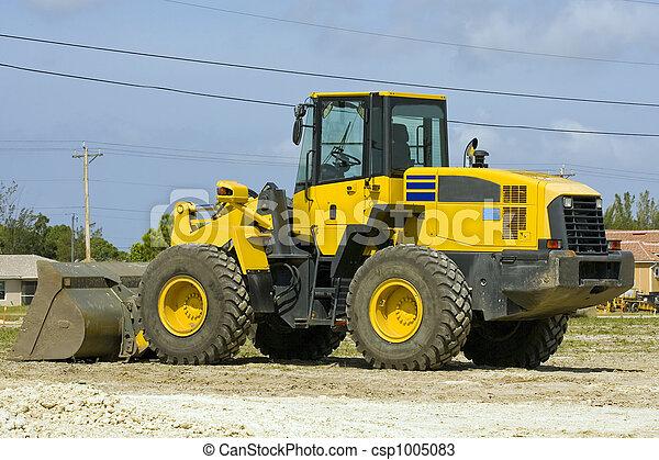 Front end loader - csp1005083
