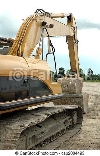front end loader - csp2004493