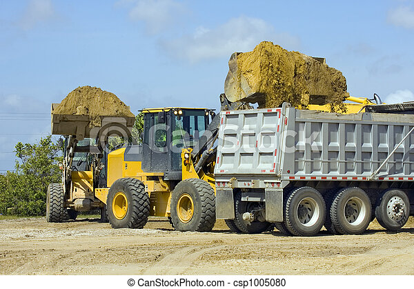 Front end loaders - csp1005080