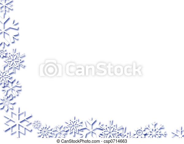 Frontera Snowflake - csp0714663