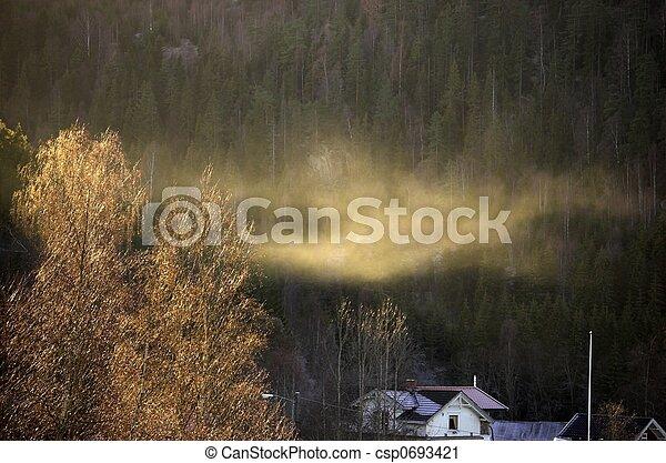 Frost Haze - csp0693421