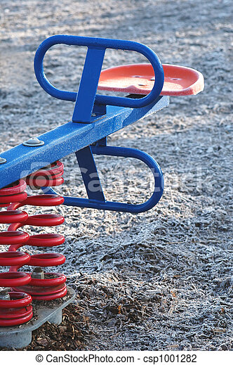 frosty see-saw - csp1001282