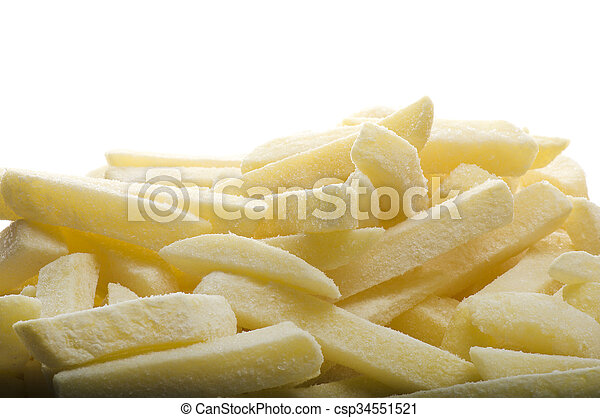 frozen chips - csp34551521