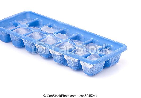 Frozen Ice Cube Tray