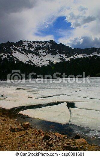 Frozen Lake - csp0001601