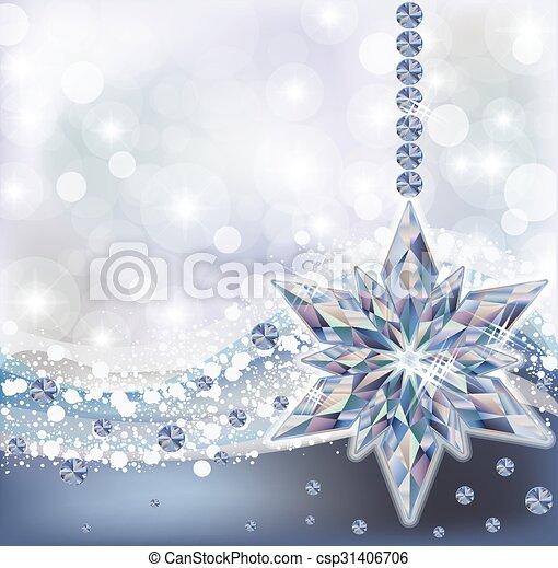 Frozen Wallpaper With Diamond Snow