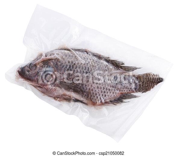 Frozen Whole Fish - csp21050082