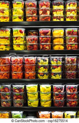 Fruchtanzeige - csp16275514