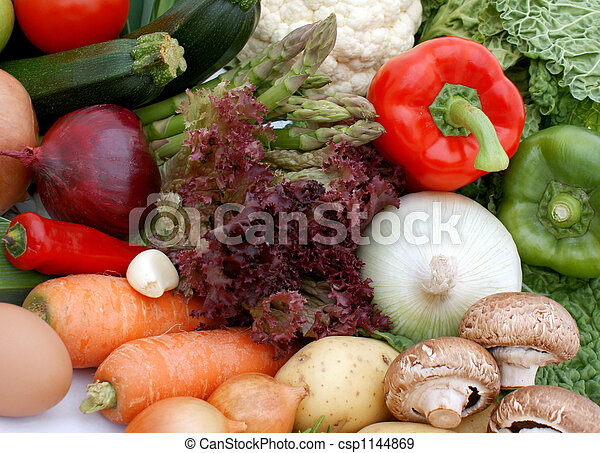 Fruit and vegetable - csp1144869